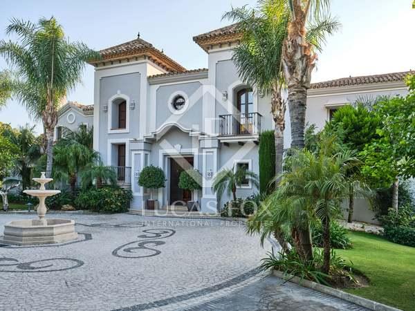 Huis / Villa van 1,226m² te koop in La Zagaleta