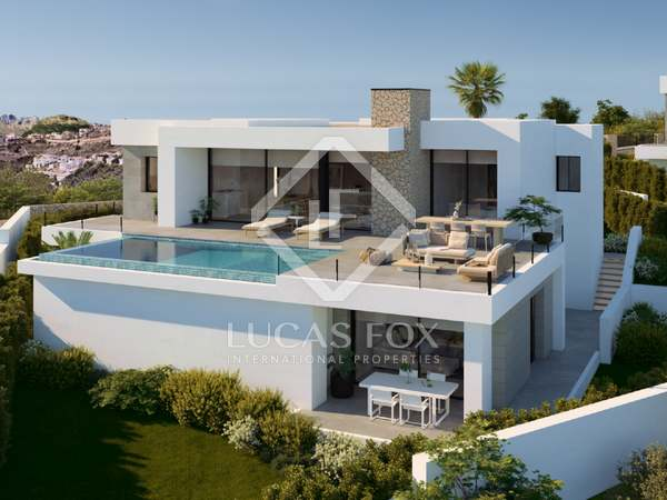 422m² House / Villa with 109m² garden for sale in Jávea