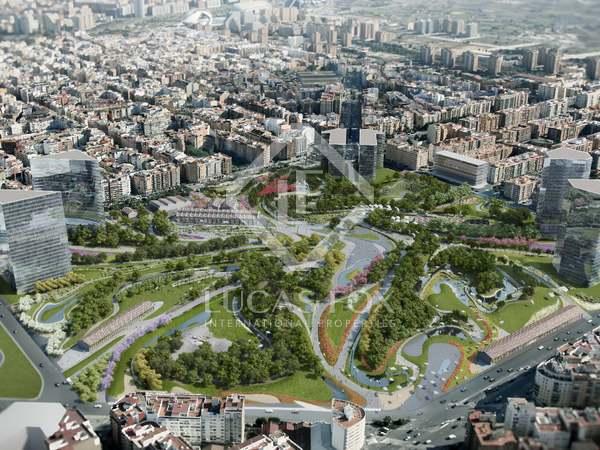 Terrain à bâtir de 680m² a vendre à Ruzafa, Valence