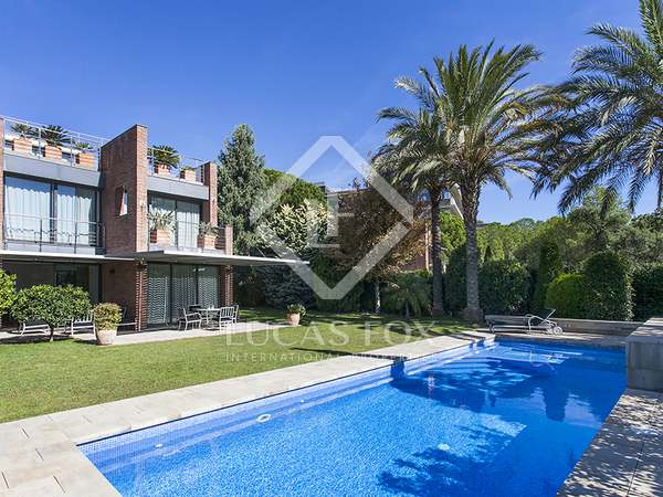 Fantastic recently renovated luxury houseto buy, Pedralbes