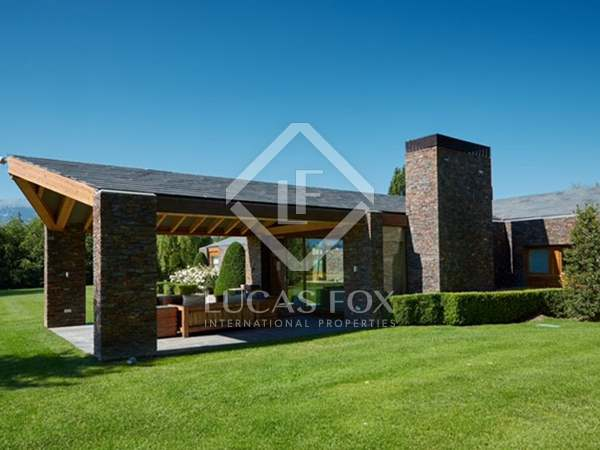 480m² Country house for rent in La Cerdanya, Spain