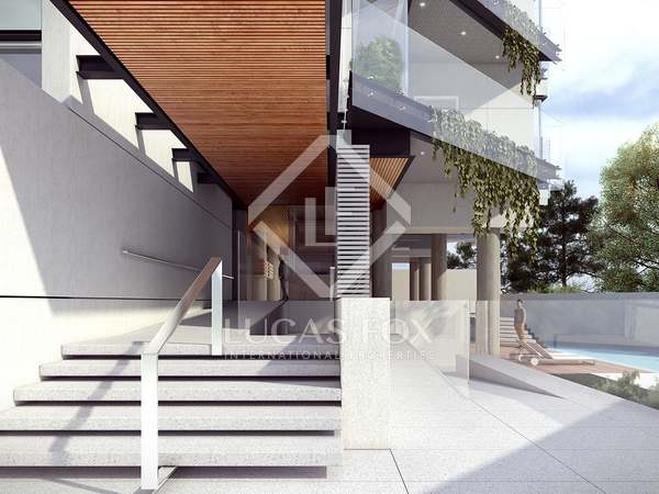 Apartamento de 386m² con 200m² de jardín, en venta en Madrid