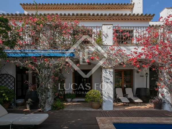 363m² House / Villa for sale in Sant Pere Ribes, Barcelona