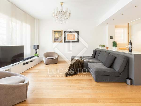 222m² Apartment for sale in Turó Park, Barcelona