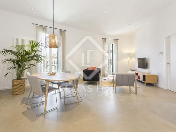 Квартира 100m² аренда в Правый Эшампле, Барселона