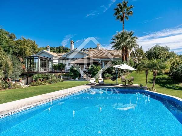 Huis / Villa van 1,104m² te koop in La Zagaleta