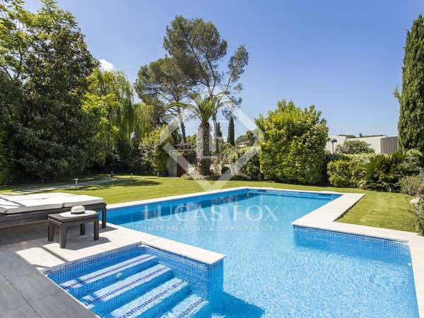 House for rent in Valldoreix, Barcelona