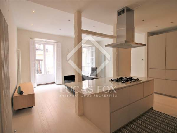 127 m² apartment for sale in Justicia, Madrid