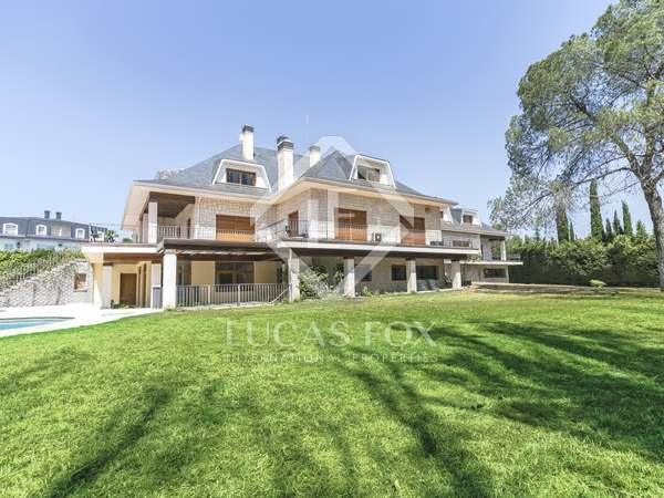 1,465m² House / Villa for sale in Pozuelo, Madrid