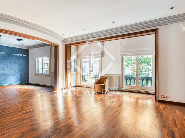 213m² Apartment for sale in Sant Gervasi - Galvany