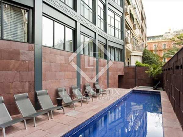 Luxury Paseo de Gracia Apartments for short term rent