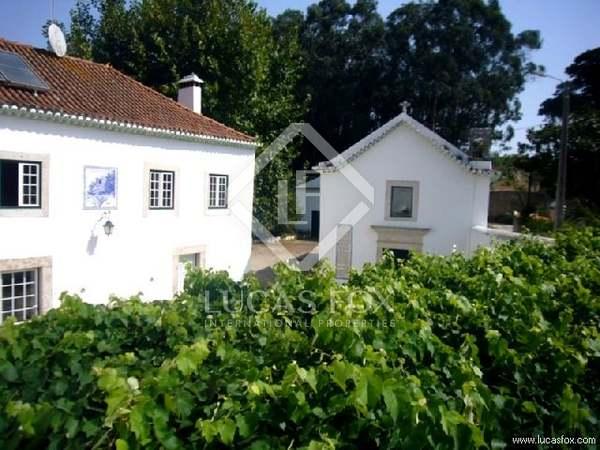 Gorgeous farm to buy near Sintra and Lisbon