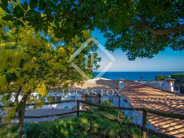 409m² House / Villa for rent in Sant Feliu de Guíxols - Punta Brava