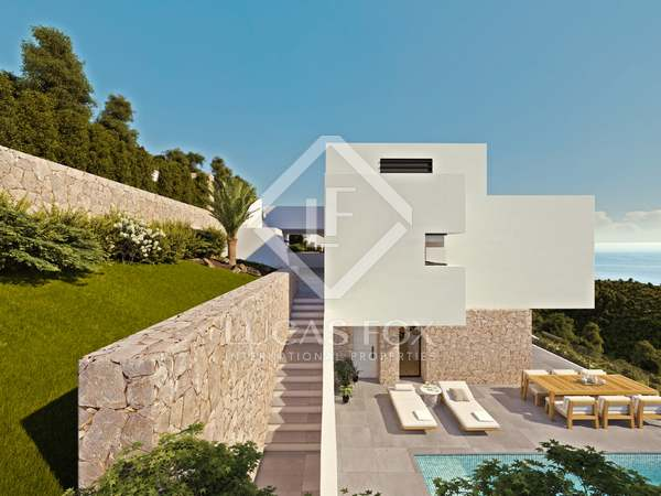 458m² House / Villa with 126m² terrace for sale in Altea