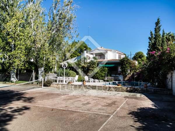 Casa / Vil·la de 450m² en venda a Godella / Rocafort