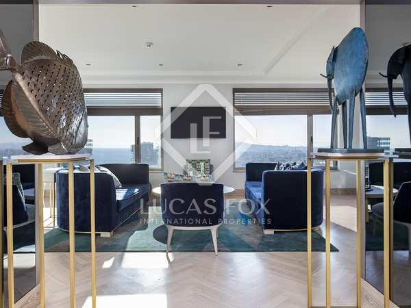 Appartement van 133m² te huur in Diagonal Mar, Barcelona