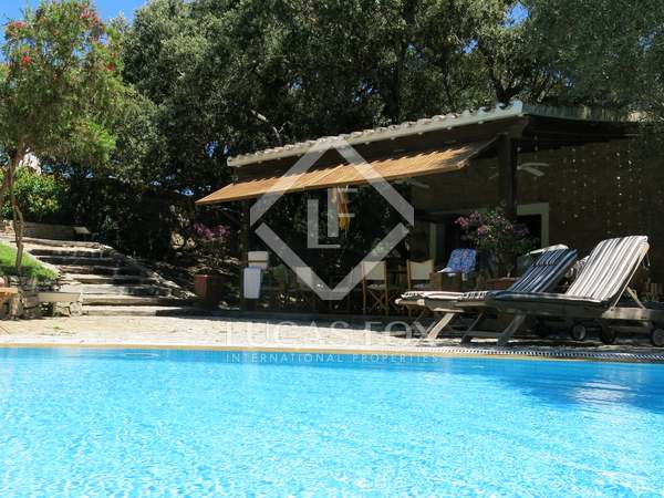 1,450m² country house with 1,198,550m² plot to buy, Menorca