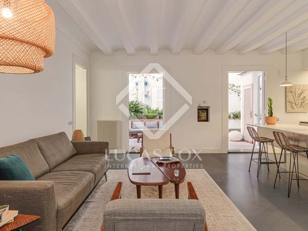 125m² Apartment with 49m² terrace for sale in Gótico