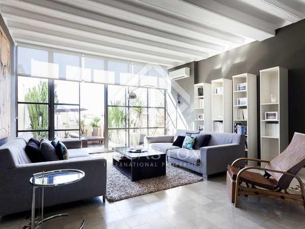 116m² Lägenhet med 30m² terrass till salu i Sitges Town