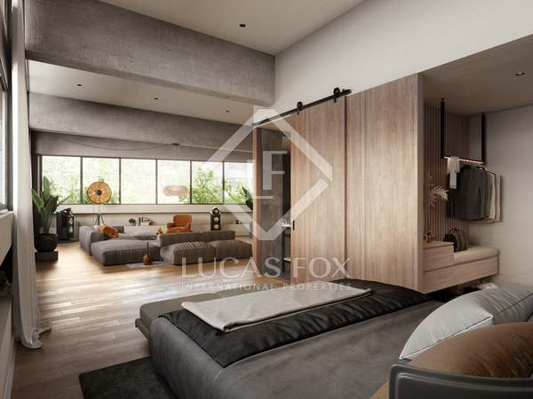118m² Apartment for sale in Poblenou, Barcelona