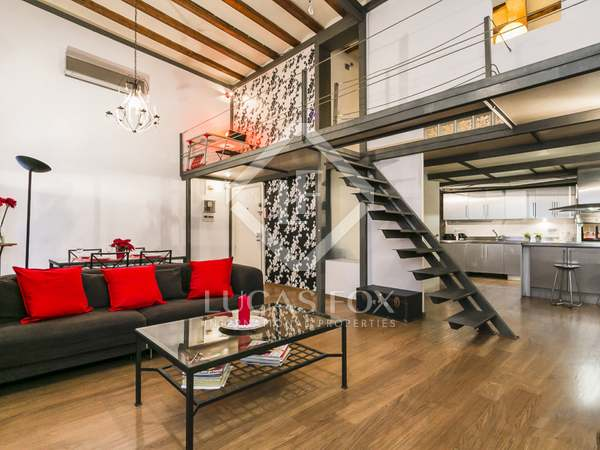 Лофт 95m² на продажу в Борн, Провинция Барселона