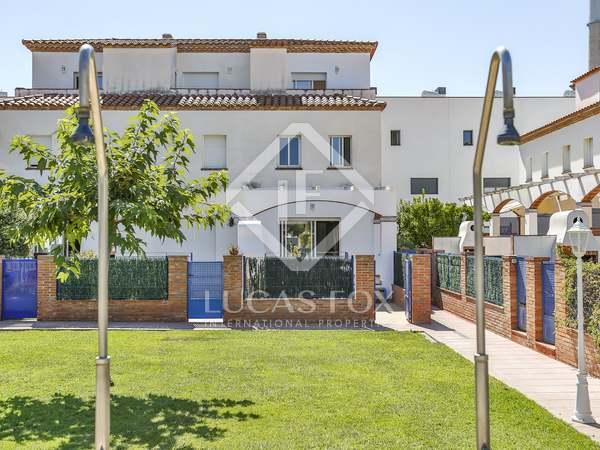 Villa de 150m² con 30m² de jardín en venta en Cubelles