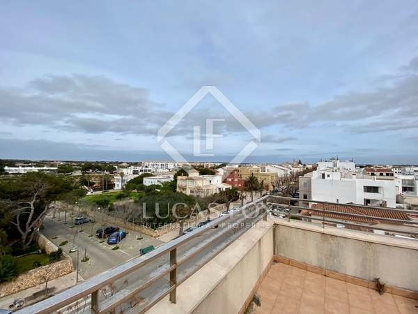 75m² Penthouse with 38m² terrace for sale in Ciudadela