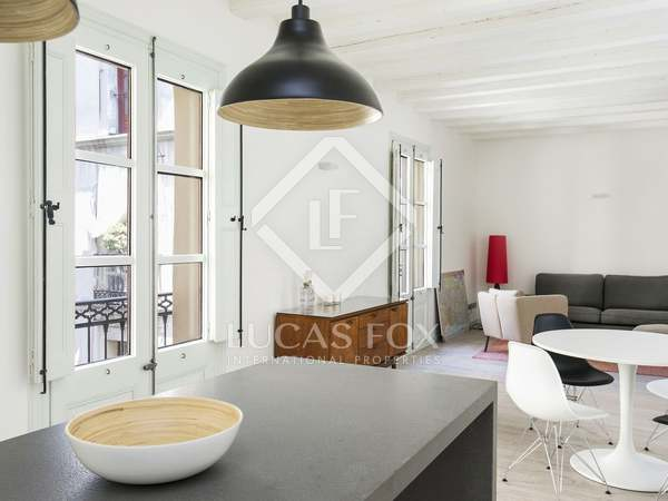 93m² apartment for rent in the Gothic neighbourhood