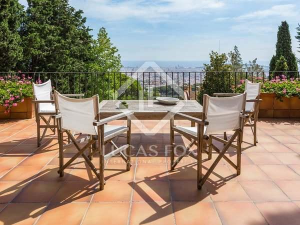 530m² Haus / Villa mit 500m² garten zum Verkauf in Vallvidrera
