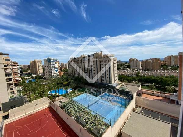 Apartmento de 110m² em aluguer em Cabo de las Huertas