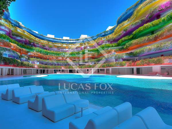 95 m² apartment with 17 m² terrace for sale in Ibiza Town