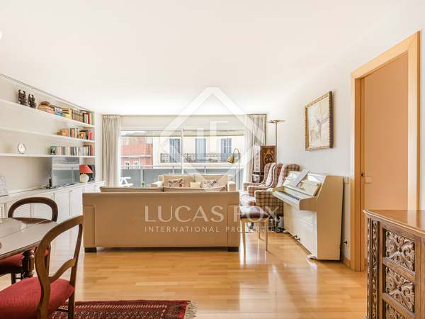 147m² Apartment with 130m² terrace for sale in Eixample Left