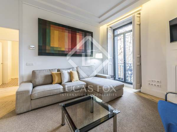 110 m² apartment for rent in Justicia, Madrid