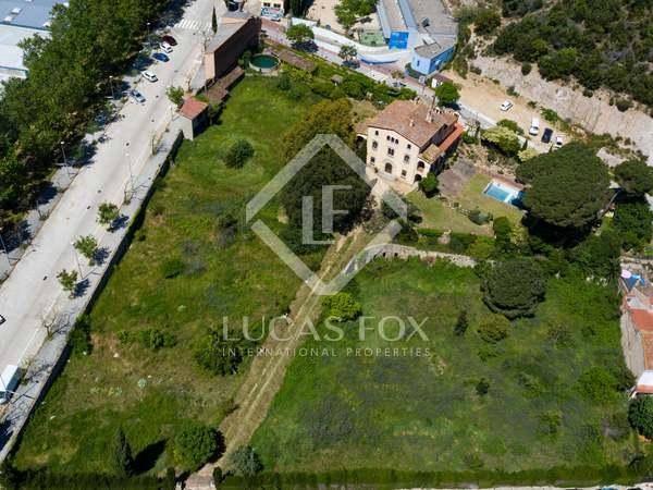 2,293m² Grundstück zum Verkauf in Arenys de Munt, Barcelona
