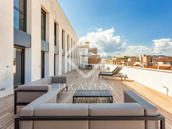 315m² Penthouse with 174m² terrace for sale in Eixample Right