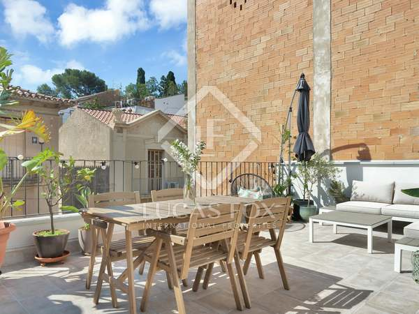 125m² House / Villa with 74m² terrace for sale in Poble Sec