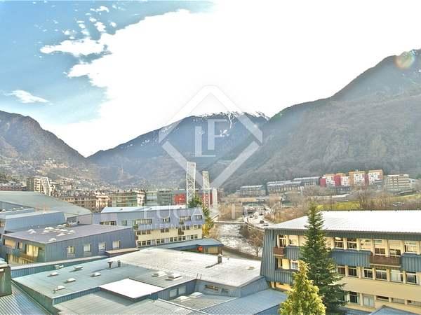 Apartamentos de 1 y 2 dormitorios en venta en Andorra
