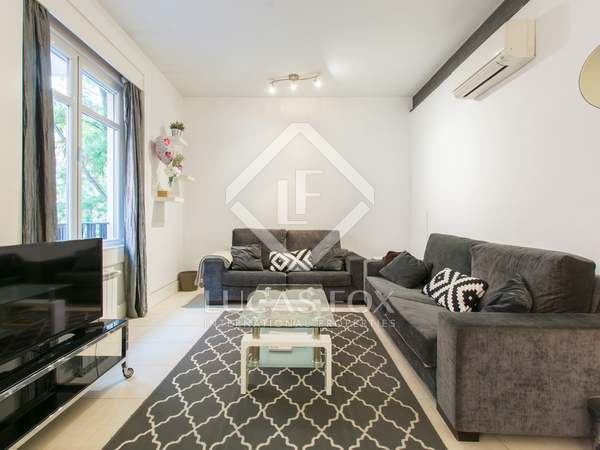 107m² apartment for rent in Goya, Madrid