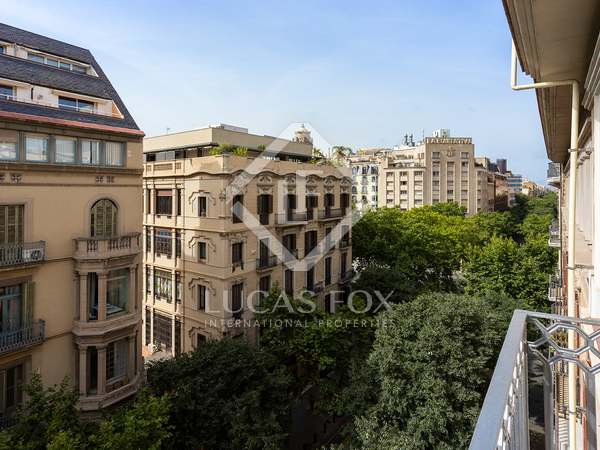 136m² Apartment for sale in Eixample Right, Barcelona