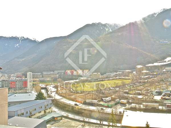 Incredible duplex penthouse to buy in Andorra la Vella