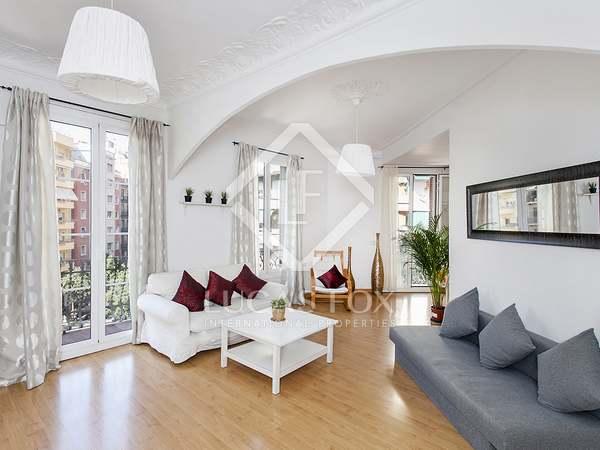 Apartamento amueblado en alquiler en el Eixample, Barcelona
