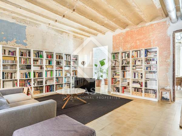 205m² Apartment for rent in El Raval, Barcelona