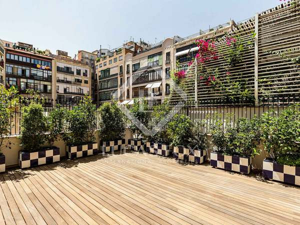 167m² Apartment with 71m² terrace for sale in Eixample Right