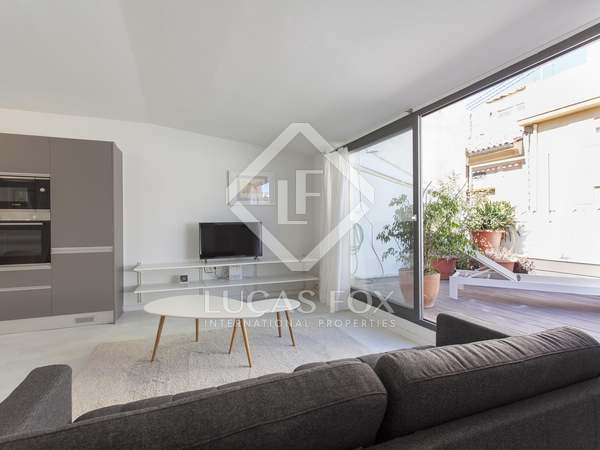 103m² Penthouse for rent in El Mercat, Valencia