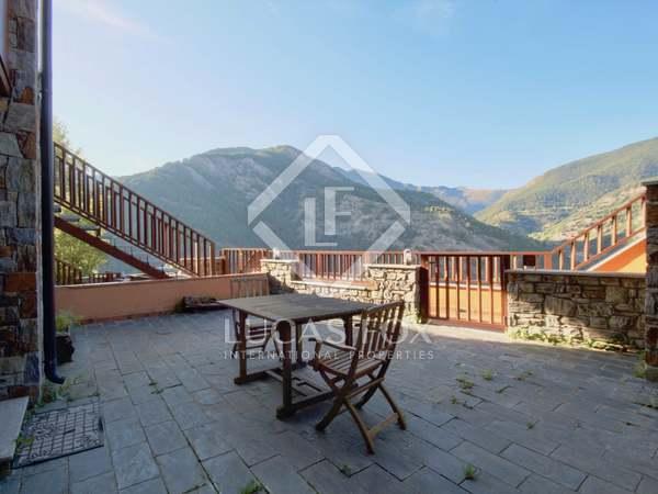 Piso de 120 m² con 30 m² de terraza en alquiler en Ordino