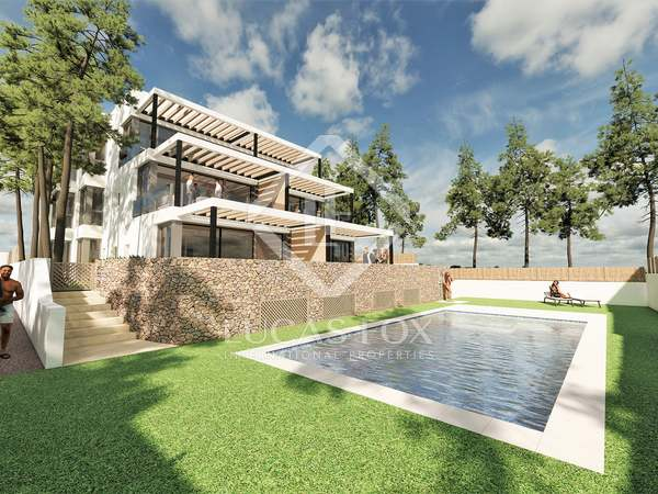 103m² Apartment with 63m² garden for sale in Torredembarra