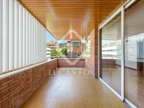 180m² Apartment with 15m² terrace for sale in Sant Gervasi - La Bonanova