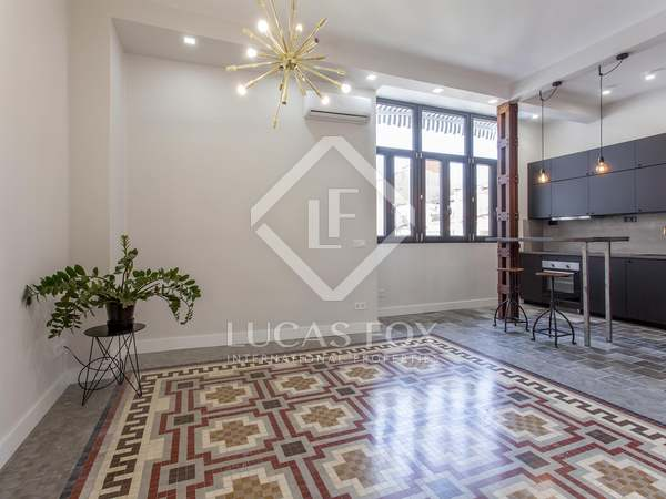 116m² Apartment for sale in Extramurs, Valencia