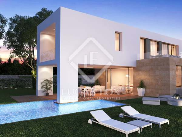 207m² House / Villa with 48m² terrace for sale in Jávea