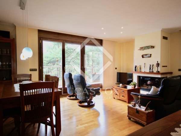 Piso de 140m² con terraza de 80m² en venta en Escaldes